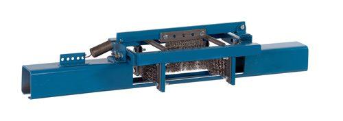 Conjunto de cepillo de limpieza de cadena transportadora Unibilt modelo 8074B de Mighty Lube