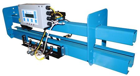 Lubricador Mighty Lube modelo 9007L para poder y transportador libre