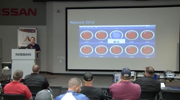 Video de lanzamiento de monitoreo de transportadores de próxima generación 2016 por Mighty Lube