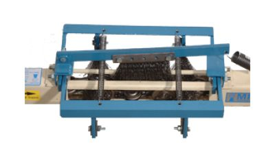 Model 8075B chain cleaning brushes for Richards-Wilcox Type Enclosed Track Conveyors